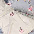 Постельное белье Вилюта Ранфорс, комплект постельного белья Viluta из натурального хлопка, фото 4