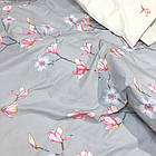 Постельное белье Вилюта Ранфорс, комплект постельного белья Viluta из натурального хлопка, фото 5
