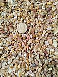 Кварцит колотий, фракція 4-10 мм, 1 кг, фото 2