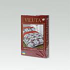 Комплект постельного белья хлопковый Viluta, постельное белье из ранфорса Вилюта, фото 5