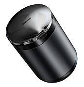 Автомобильная пепельница Baseus Premium Car Ashtray Темно-серый (CRYHG01-0G)