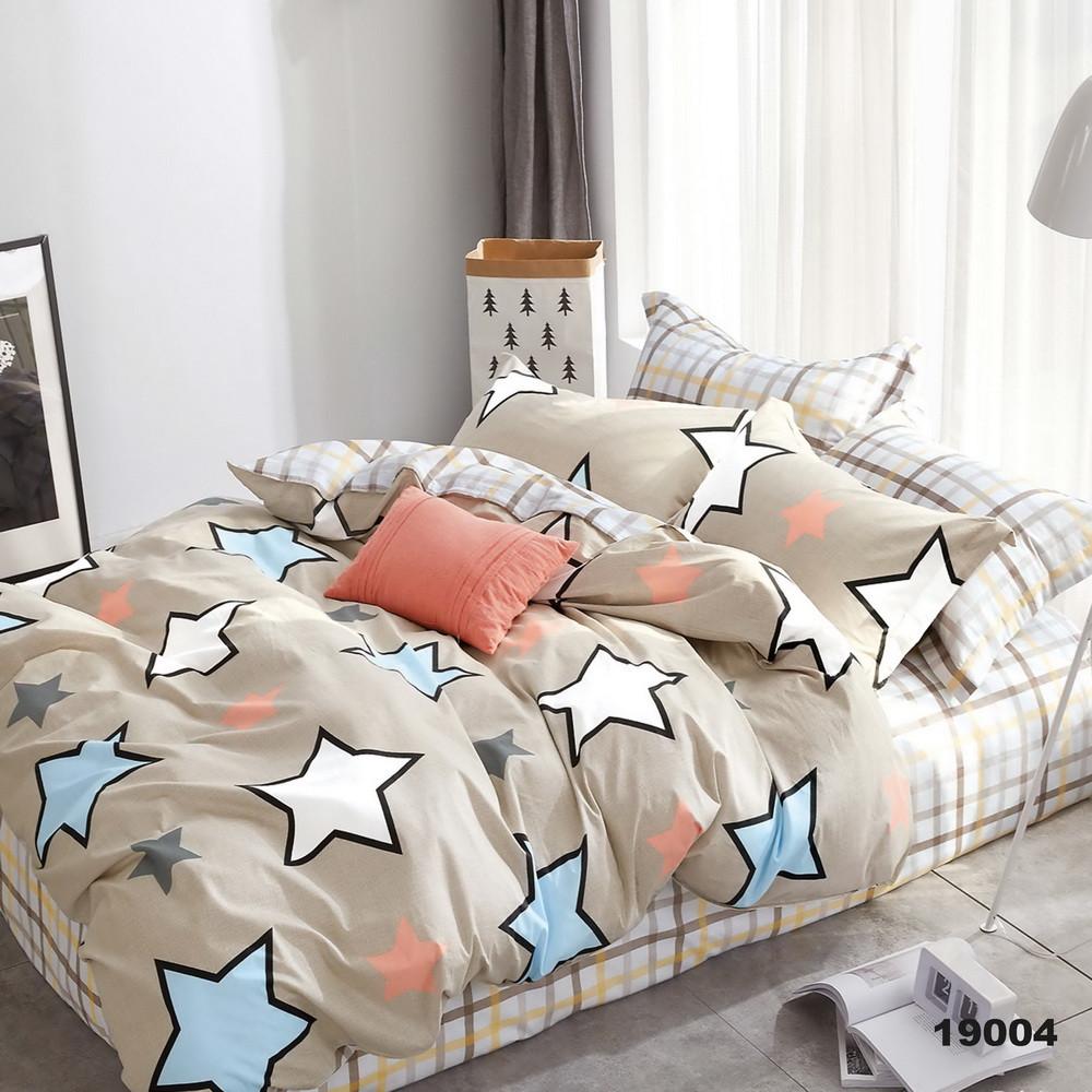Качественное постельное белье из ранфорса Вилюта, комплект постельного белья Viluta 100% хлопок
