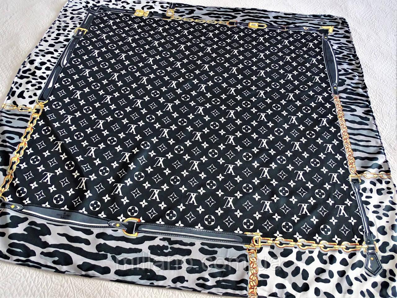Платок Louis Vuitton шёлк