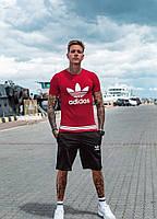 Чоловічий літній костюм, Спортивный мужской костюм Adidas, спортивний костюм адідас, чоловічий літній спортивний костюм, чоловічий спортивний костюм з