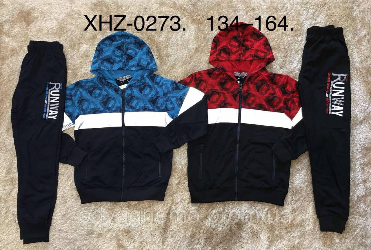 Трикотажный костюм - двойка для мальчиков Active Sports оптом, 134-164 рр. Артикул: XHZ0273