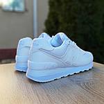 Жіночі кросівки New Balance 574 (білі) 2969, фото 4