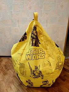 Кресло мешок STAR WARS - 110 x 100 cm