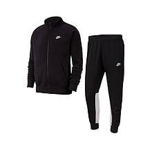 Костюм спортивный Nike Sportswear Fleece Tracksuit BV3017-010 Черный