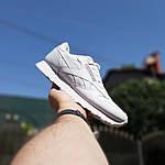 Мужские кроссовки Reebok Classic (белые) 10200, фото 3