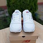 Чоловічі кросівки Reebok Classic (білі) 10200, фото 6