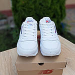 Мужские кроссовки Reebok Classic (белые) 10200, фото 6