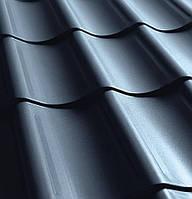 Металлочерепица от производителя, низкие цены, Монтеррей. Крыша из металлочерепицы.