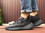 Чоловічі кросівки Adidas Yeezy Boost 380 (чорні) 9510, фото 4