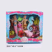 Набор кукол Русалочки большая и маленькая