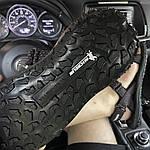 Чоловічі літні сандалі Under Armour Sandals Fattire Michelin x Black Red (чорно-червоні) C-1866, фото 6