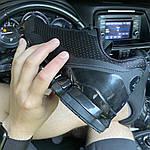 Мужские кроссовки Under Armour Scorpio Black (черные) C-1875, фото 4