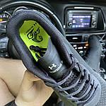 Мужские кроссовки Under Armour Scorpio Black (черные) C-1875, фото 7