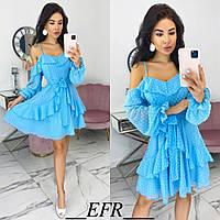 """Нарядное платье """"Шифон"""" Dress Code, фото 1"""