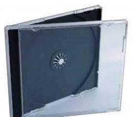 Коробочка для CD диска box Slim