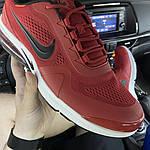 Мужские кроссовки Nike Air Presto Red White (красно-белые) C-1865, фото 3