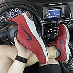 Мужские кроссовки Nike Air Presto Red White (красно-белые) C-1865, фото 4