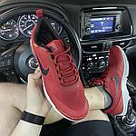 Мужские кроссовки Nike Air Presto Red White (красно-белые) C-1865, фото 6