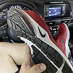 Мужские кроссовки Nike Air Presto Red White (красно-белые) C-1865, фото 8