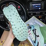 Жіночі кросівки OFF-White ODSY - 1000 Turquoise (білі) C-1863, фото 5