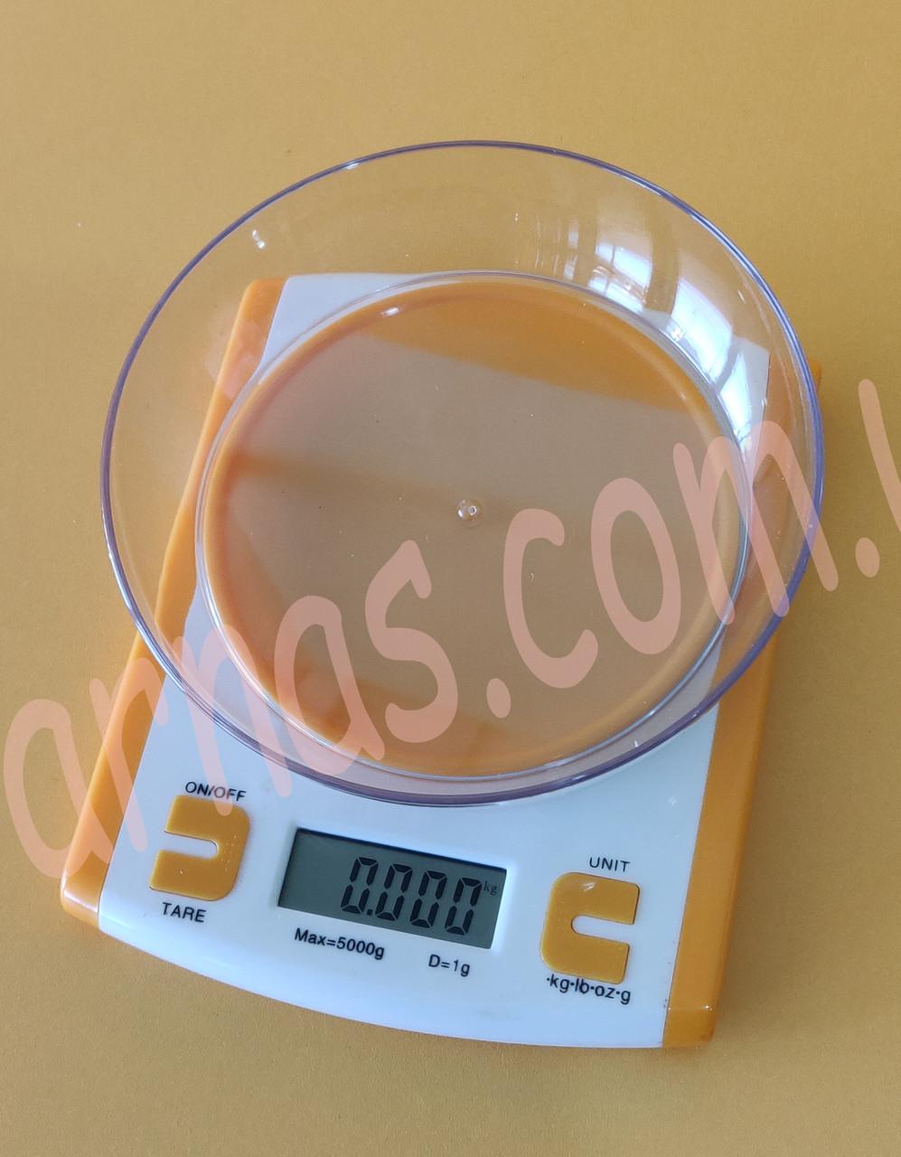 Кухонные весы до 5 кг с чашей JASM Scales