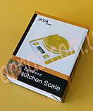 Кухонные весы до 5 кг с чашей JASM Scales, фото 3