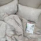 Комплект постельного белья Wash Jacquard Tiare™ варёный хлопок Постельное бельё, фото 3