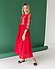 """Яркое платье с вышивкой """"Роксолана"""", фото 4"""