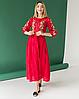 """Яркое платье с вышивкой """"Роксолана"""", фото 2"""