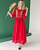 """Яркое платье с вышивкой """"Роксолана"""", фото 5"""