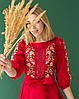 """Яркое платье с вышивкой """"Роксолана"""", фото 6"""