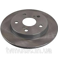 Тормозной диск BluePrint ADT343288