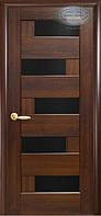 Двери Пиана BLK венге,ольха,каштан,ясень ПВХ