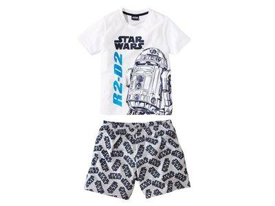 Пижама  для мальчика Star Wars (Германия) р.110/116см.