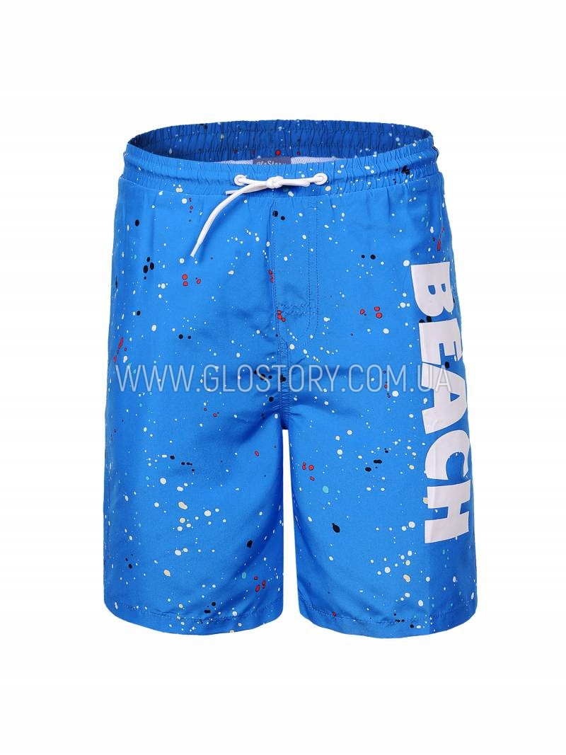 Пляжные шорты для мальчика (Замеры в описании) GLO-Story, Венгрия