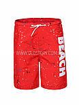 Пляжные шорты для мальчика (Замеры в описании) GLO-Story, Венгрия, фото 3