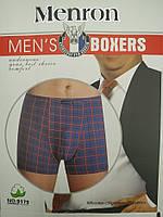 Трусы баталы мужские боксеры Menron 9179 underwear mens 5XL-6XL-7XL хлопок+бамбук ТМБ-1811620