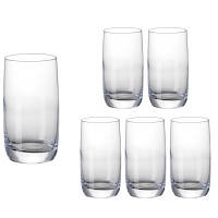 Набор стаканов для напитков 330 мл (6 шт) Дегма NGA2SETGLASS