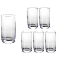 NGA2SETGLASS Набор стаканов для напитков 330 мл (6 шт) Дегма