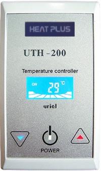 Терморегулятор UTH-200 White
