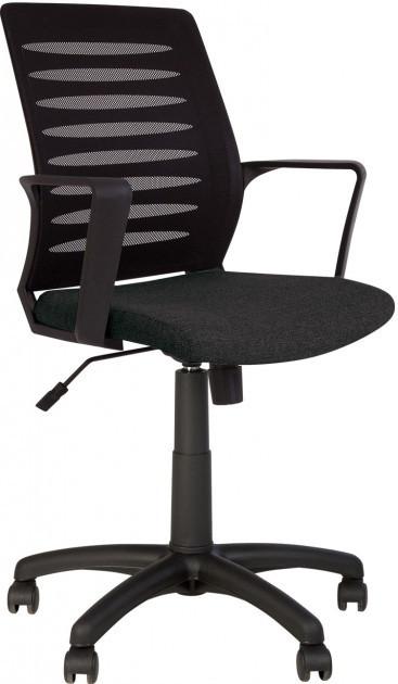 Кресло WEBSTAR GTP BLACK TILT PL62 с механизмом качания ТМ Новый Стиль