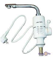 Мгновенный водонагреватель проточный на кран Water Heater