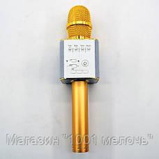 Беспроводной микрофон для караоке Q9, фото 2