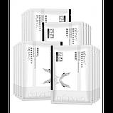 Набор тканевых масок для коррекции подбородка DETVFO V Shape Mask, упаковка 5 шт, фото 2