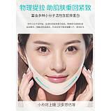 Набор тканевых масок для коррекции подбородка DETVFO V Shape Mask, упаковка 5 шт, фото 4
