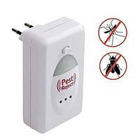 Ультразвуковой отпугиватель грызунов и насекомых Pest Reject (EL-608)